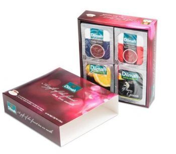 Dilmah A Gift of the Finest Tea on Earth 40 Pk Serendib Store
