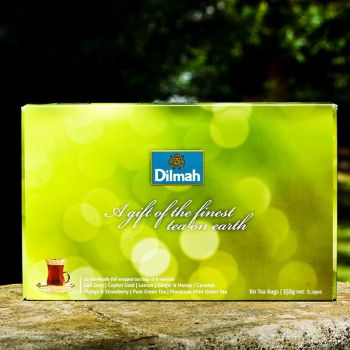 Dilmah A Gift of the Finest Tea on Earth 80 Pk Serendib Store